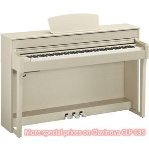 More special prices on Clavinova CLP 635
